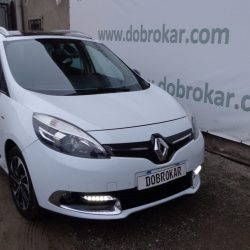 бу Renault Grand Scenic BOSE 1.5DCI 2014