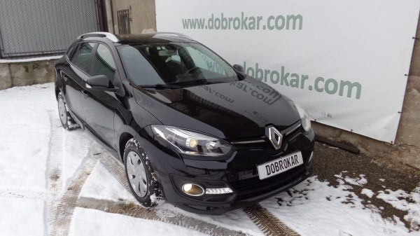 бу Renault Megane 1.5DCI 2014, Автомат