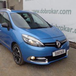 бу Renault Grand Scenic BOSE 1.5DCI 2014, Автомат