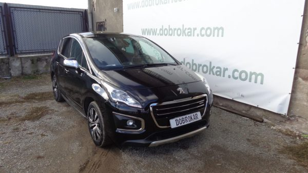 бу Peugeot 3008 2.0HDI HYBRID4 2014, Автомат