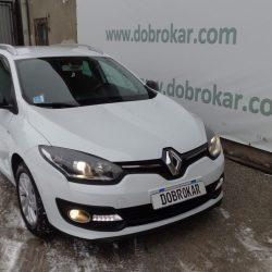 БУ Renault Megane 1.5DCI 2015