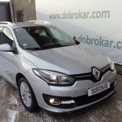 БУ Renault Megane 1.5DCI 2014 з Європи
