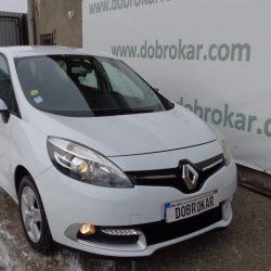 БУ Renault Grand Scenic 1.5DCI 2014