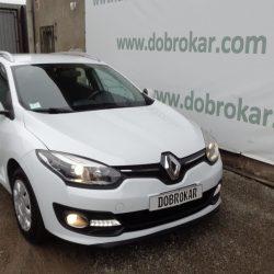бу авто Renault Megane 1.5DCI 2014