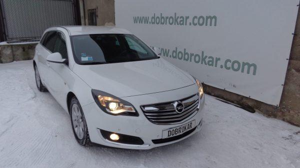 БУ Opel Insignia Cosmo 2.0CDTI 2015, Автомат